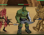 Planet hulk gladiators online j�t�k