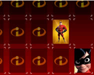 The Incredibles Mega Memory online j�t�k
